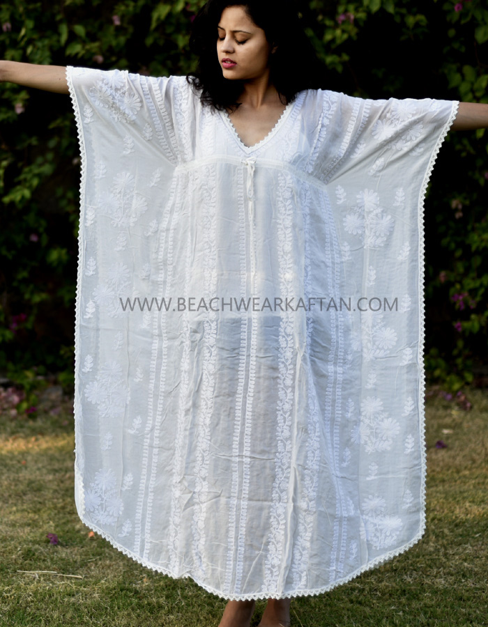 limited price vast selection structural disablities Sexy Beachwear Long Maxi Kaftan Dress