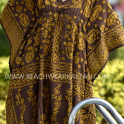 Womens Beach Cover Up Kaftan