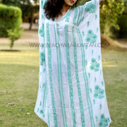 Summer's Cool Resort Wear Kaftans Beach Cover Ups