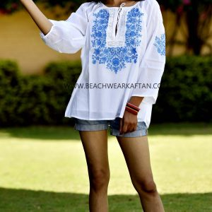 Girls Latest Fashion Tunics Beach Tops