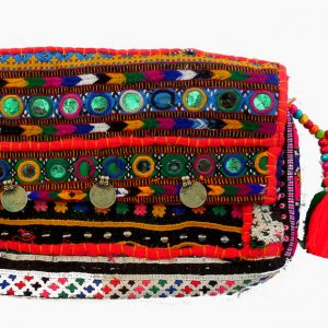 Indian Vintage Banjara Ladies Clutch Purse