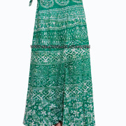 Women's Beach Sarong Pareo Wrap Skirt